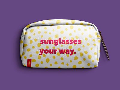 Glasses brand bag concept briefbox logo designer logo design brand and identity brand identity design branding concept brand designer brand identity branding design branding and identity branding