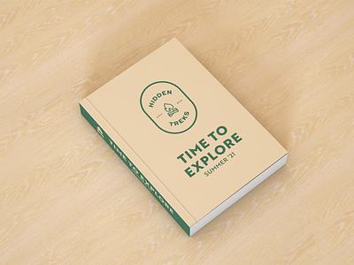 Branding for a limited edition trekking publication briefbox logo design branding logo designer logos branding and identity branding design brand designer branding concept brand vectorart illustrator cc logo design logo design branding