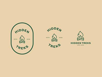 Hidden treks logo variations briefbox branding identity design branding identity logo exploration logos logo logo design branding brand designer logo design branding and identity brand identity branding design branding concept branding
