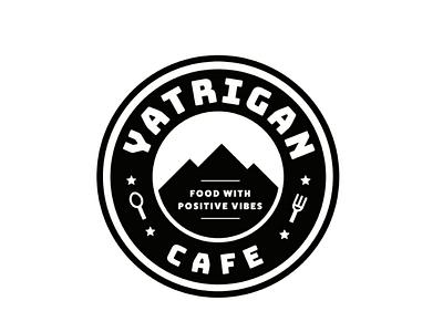 Another logo yayrigan café food with positive vibes logo designer logo designing typography uxdbox logo artist professional logos cafe branding logo branding logo concept flat logo clean logo cafe logo logo design