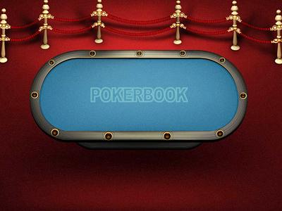 Table Illustration furniture design royal game art game design illustration lighting effects red carpet table poker 3d concept top view table design adobe illustrator vector