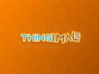 Thingimals Trading Cards Ident