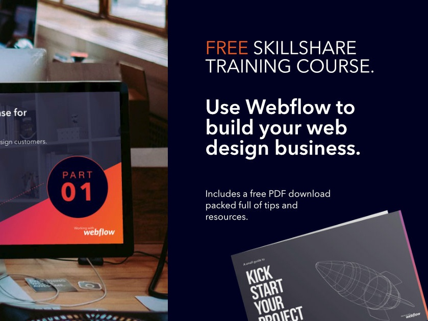 FREE Training program for Webflow users  by Chris Kellett on