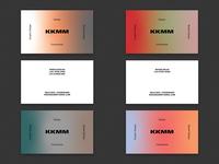 KKMM Business Cards