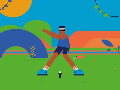 training golf swing golfing golf swing golf design illustration vector animation