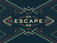 Escape SXSW Party Invite