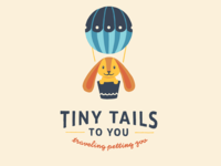 Tiny Tails To You Logo