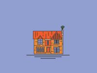 Carrot house!