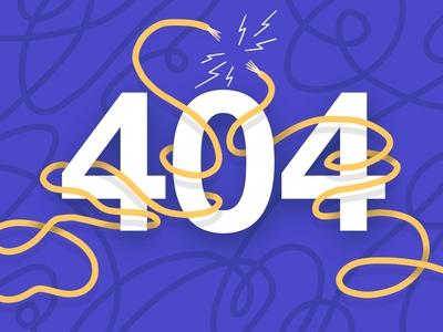 404 Spaghetti Error