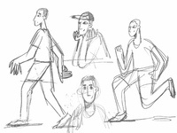 Sketch explore