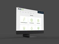 NUSCO • Web Design