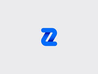 Zamora blockchain sign logo letter z