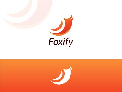Fox Logo  -  Foxify  Modern Logo Design logo design logodesign idenity logo coloring fox logo minimalist logo pixel visual identity nopqrstuvwxyz vector icon best logo designer modern logo brand identity branding abcdefghijklm logofolio