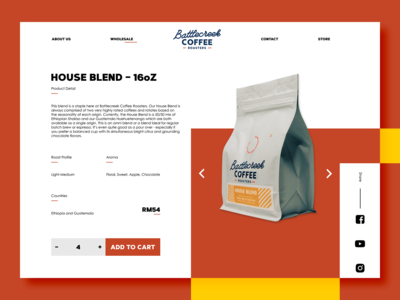 Website Product Page | Battlecreek