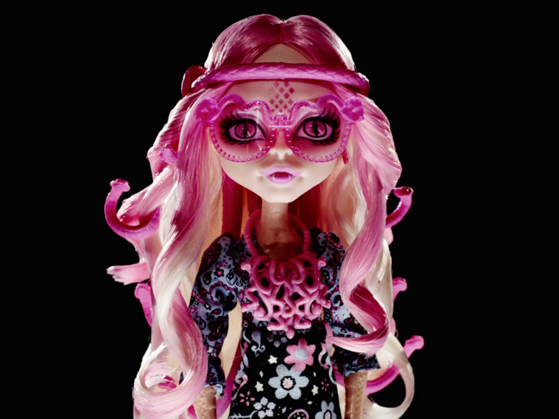 Mattel: Monster High Campaign and Commercial