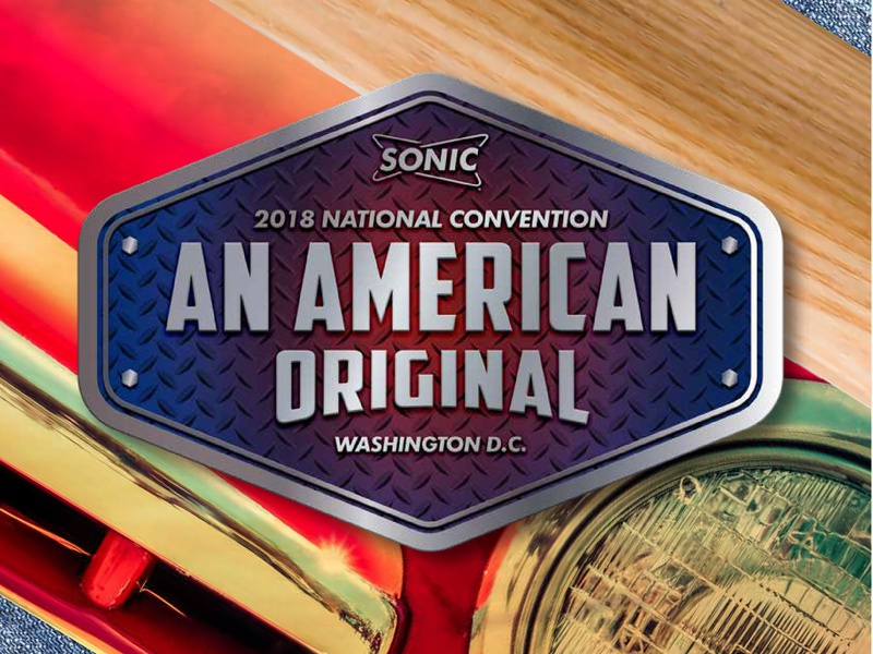 Sonic Drive-In National Convention logo