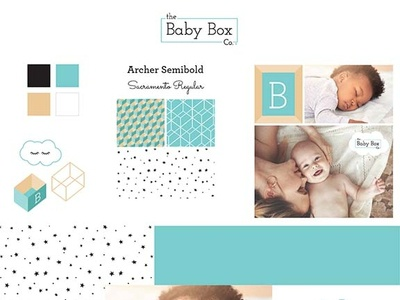 The Baby Box Co. Branding Concept