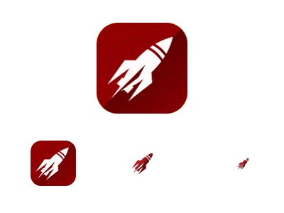 Red Rocket favicons fav icon favicon favicons