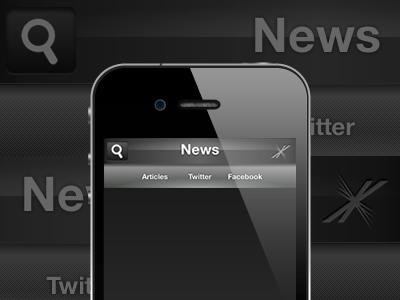 ESS iOS App by Wez Maynard | Dribbble | Dribbble