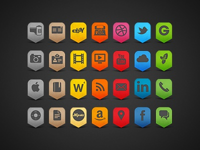 Iphone 4 Icons Set icons buttons jeff rigsby jeff rigsby iphone camera apple design ui ebay instagram dribbble twitter groupon uverse youtube weather mint words with friends reeder linkedin remote hipstamatic amazon facebook app icon