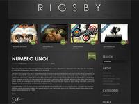 Rigsby.com Homepage