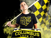 Columbus Crew MLS x HOMAGE