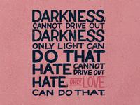 MLK Only Love