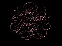 love what you do cynlop ink