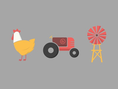 Farm elements