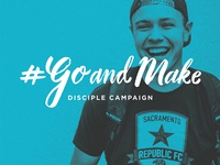 Go and Make campaign