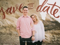 C + J Save the Dates