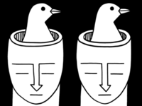 Brains for birds