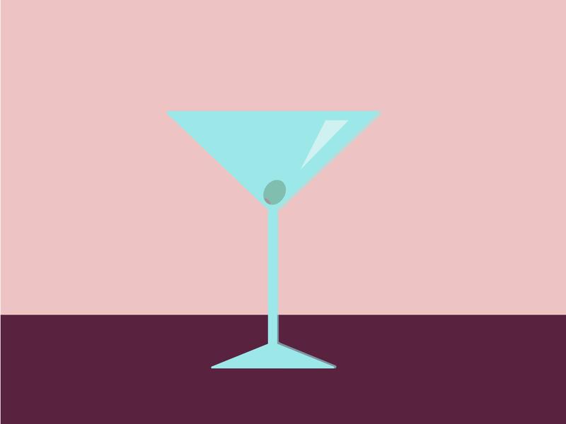 buy you a drank color blocking illustrator illustration