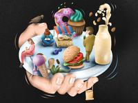 St Albans vegan fair 2019 poster