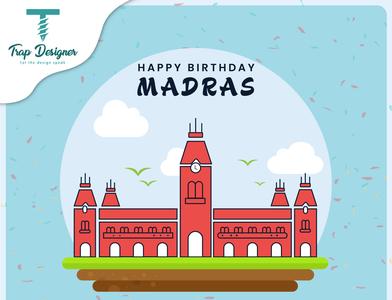 Madras day 22 aug 01