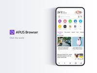 APUS Browser 2.0