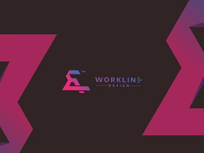 Workline design new branding 2021 new branding clean design 100usd vector design logotype creative logo design branding illustration logodesign logo