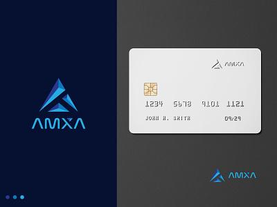 Logo for credit card maintenance company corporate modern vector credit card account logodesign design logotype creative logo design branding logo