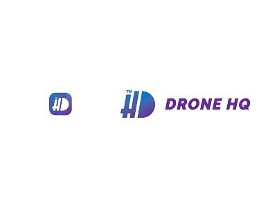 logo for a drone company camera sector . vector illustration logo corporate clean modern color design logotype creative logo design branding logodesign
