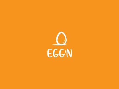 Egg'n agg illustrator graphic design modern logo design logotype logo design creative branding logodesign