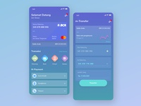 BCA Finance Banking App Redesign