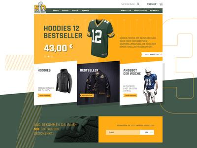 Super Bowl 50 - Shop