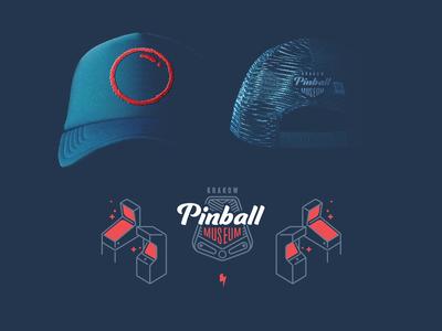 Pinball Museum - identity