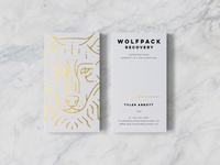 Wolfpack Recovery Cards