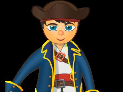 Pirate Runner Game
