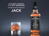 Jack Daniel's   Gradient Mesh