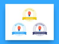 Coaching Community Badges