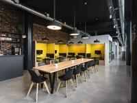 Interior Design for the CCI - Liège