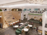 Interior Design for La Grand Poste