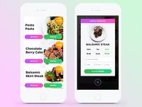 Food App - Concept
